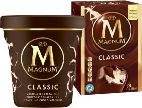 Streets-Magnum-Tub-440mL-or-Sticks-4-6-Pack-Selected-Varieties on sale
