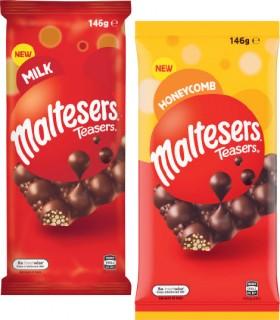 Mars-Maltesers-Block-Chocolate-146g on sale