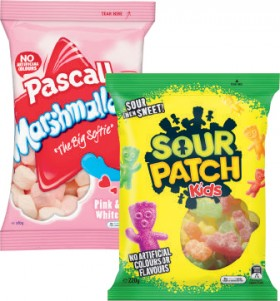 Pascall-or-Sour-Patch-Bag-160g-350g on sale