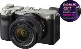 NEW-Sony-Alpha-7C on sale
