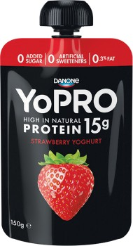 Danone-YoPRO-Pouch-150g on sale