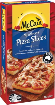 McCain-Pizza-Slices-600g-From-the-Freezer on sale