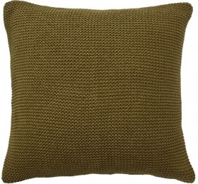 Cotton-Knitted-Cushion on sale