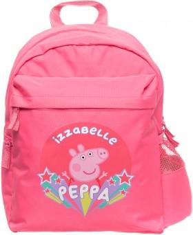 Personalised-Peppa-Pig-Team-Peppa-Medium-Backpack on sale