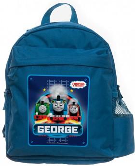Personalised-Thomas-the-Tank-Engine-Racing-Medium-Backpack on sale