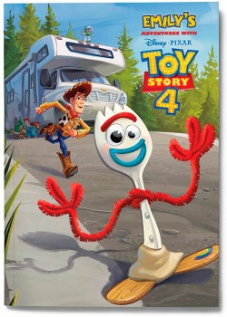 Personalised-My-Adventures-with-Toy-Story-4-Book on sale
