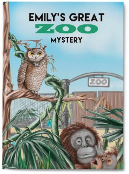 Personalised-My-Great-Zoo-Mystery-Book on sale