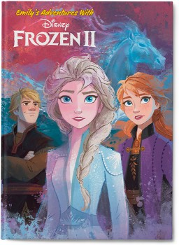 Personalised-My-Adventures-with-Frozen-Ii-Book on sale