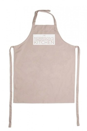 Personalised-The-Family-Kitchen-Apron on sale