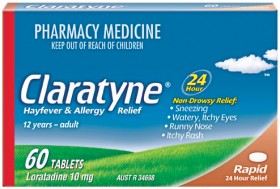 Claratyne-Hayfever-Allergy-Relief-60-Tablets on sale