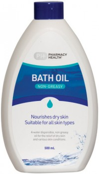 Pharmacy-Health-Bath-Oil-500mL on sale