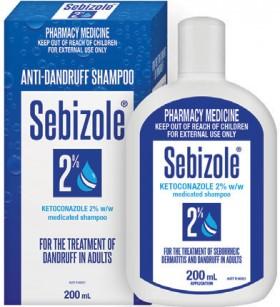 Sebizole-2-Shampoo-200mL on sale