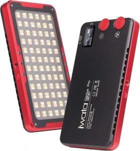iWata-GP-01-Genius-Pro-Full-Colour-On-Camera-LED-Light on sale