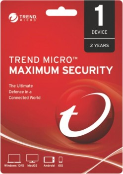 Trend-Micro-Maximum-Security-1-Device-2-Years on sale