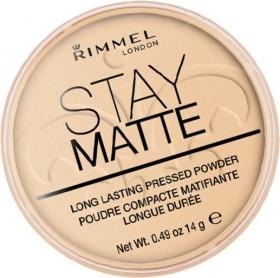 Rimmel-London-Stay-Matte-Pressed-Powder-1ea on sale