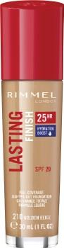 Rimmel-London-Lasting-Finish-Foundation-SPF-20-30mL on sale