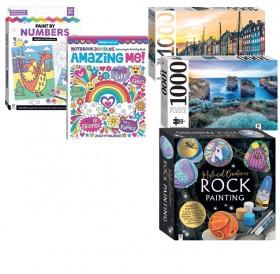 25-off-Kids-Activity-Kits-by-Hinkler on sale