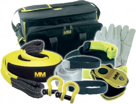 Mean-Mother-8-Piece-Recovery-Kit-With-8000KG-Snatch-Strap on sale