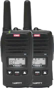 GME-UHF-Handheld-Tx667-1-Watt-2-Pack on sale