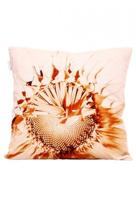 Splosh-Flourish-Sunflower-Cushion on sale