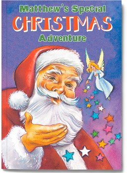 Personalised-My-Special-Christmas-Adventure-Book on sale
