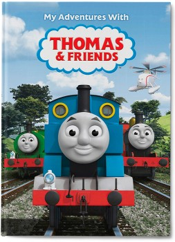 Personalised-My-Adventures-with-Thomas-Friends on sale