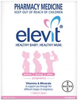 Elevit-100-Tablets on sale