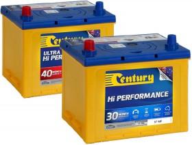 Selected-Century-Hi-Performance-Ultra-Hi-Performance-Batteries on sale
