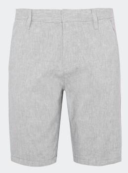 Mens-Linen-Chino-Shorts on sale