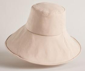 Womens-Linen-Blend-Hat on sale