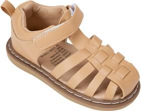Kids-Sandals-Cream on sale