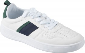 Kids-Casual-Shoes-White-Navy on sale