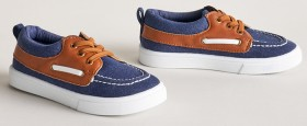 Kids-Casual-Shoes-Blue on sale