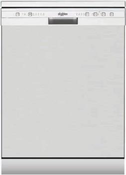 NEW-Dishlex-60cm-Freestanding-Dishwasher-Steel on sale