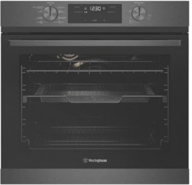 Westinghouse-60cm-Electric-Oven-Dark-Stainless on sale