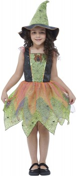 Spider-Witch-Costume on sale