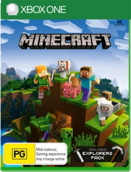 Xbox-One-Minecraft-Starter-Collection on sale