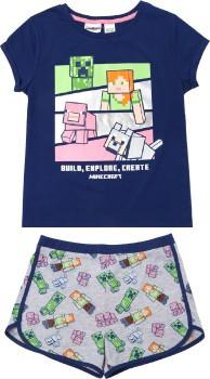 Minecraft-Kids-Pyjama-Set on sale