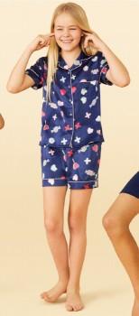 Brilliant-Basics-Satin-Pyjama-Set on sale