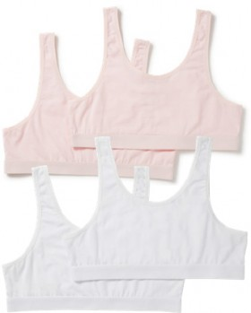 Brilliant-Basics-Girls-2-Pack-Basic-Crops on sale