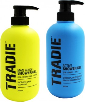 Tradie-Shower-Gel-550ml on sale