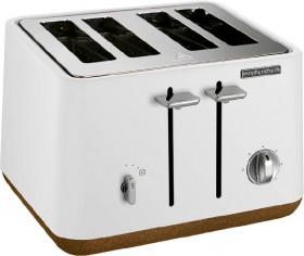NEW-Morphy-Richards-Aspect-Cork-4-Slice-Toaster-White on sale