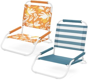 Life-Printed-Beach-Chairs on sale
