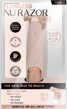Flawless-Nu-Rechargeable-Dry-Razor on sale