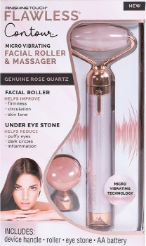 Flawless-Contour-Facial-Roller-Massager on sale