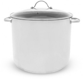 The-Cooks-Collective-Stainless-Steel-Stockpot-32cm-16L on sale