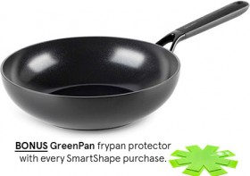 GreenPan-SmartShape-Open-Wok-28cm-3.69L on sale