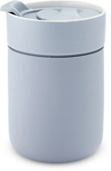 Ladelle-Eco-Brew-Travel-Mug-Blue on sale