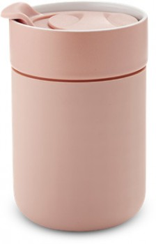 Ladelle-Eco-Brew-Travel-Mug-Blush on sale