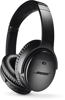 Bose-QuietComfort-35-Wireless-Headphones-II-in-Black on sale